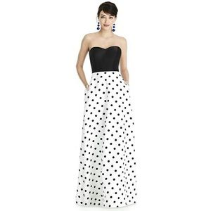 NWT Alfred Sung gown size 10